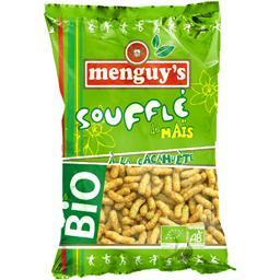 Soufflé de maïs à la cacahuète BIO