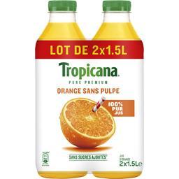 Pure Premium - Jus d'orange sans pulpe