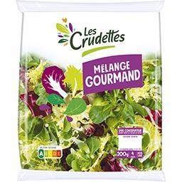 Les Crudettes Salade Mélange Gourmand