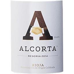 Espagne Rioja Reserva Alcorta vin Rouge 2014