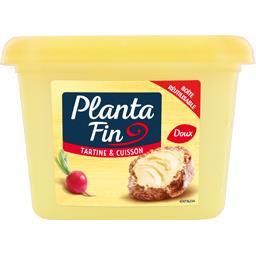 Margarine tartine & cuisson doux