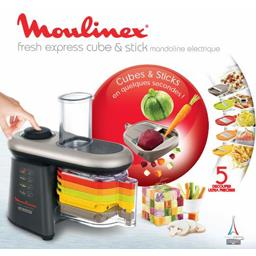Mandoline électrique Fresh Express Cube & Stick