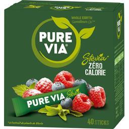 Stick Stévia Zéro calorie