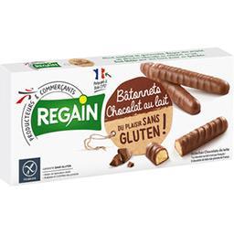 Bâtonnets chocolat au lait sans gluten