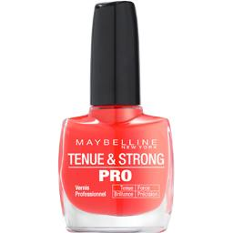 Tenue & Strong Pro - Vernis à ongles Rose Salsa 490