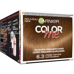 Color Me - Coloration châtain clair doré 6.3