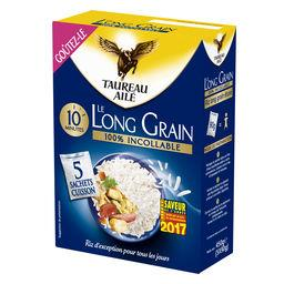 Riz Le Long Grain 100% incollable