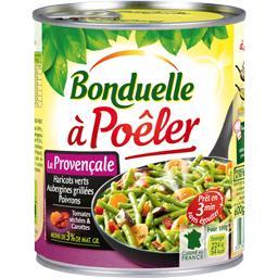 A Poêler - Mélange de légumes La Provençale