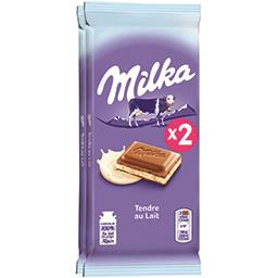 Chocolat Tendre au lait