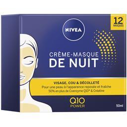 Crème-masque de nuit Q10 Power
