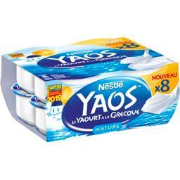 Yaos - Le Yaourt à la Grecque nature