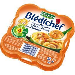 Blédichef - Émincé pommes de terre et poulet façon c...