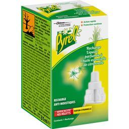 Recharge liquide anti moustique parfumée
