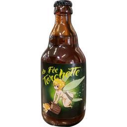 La Fée Torchette Bière blonde la bouteille de 33 cl