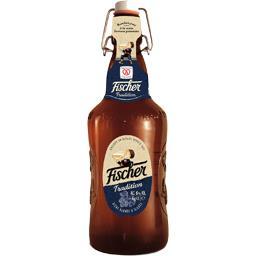 Bière blonde d'Alsace