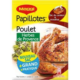Papillotes - Assaisonnement poulet herbes de Provenc...