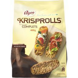 Petits pains suédois complets