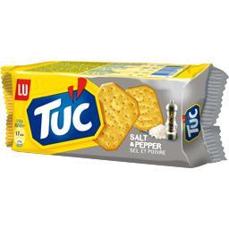 Tuc - Crackers sel et poivre
