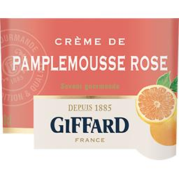 Crème de Pamplemousse rose