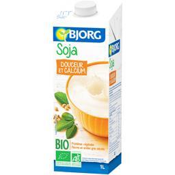 Bjorg Boisson soja Douceur et Calcium BIO