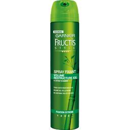 Style - Spray fixant volume restructure XXL, fixation extra forte