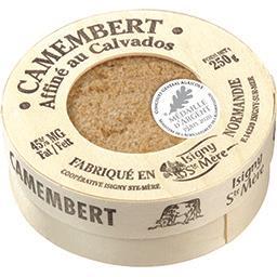 Camembert affiné au calvados