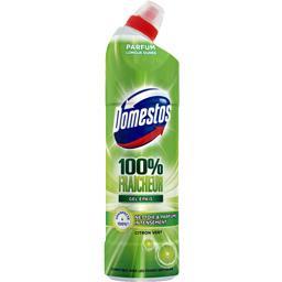 Gel épais nettoyant WC 100% fraîcheur citron vert