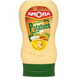 Sauce potatoes