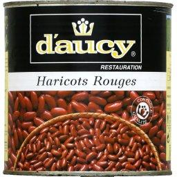 Restauration, haricots rouges