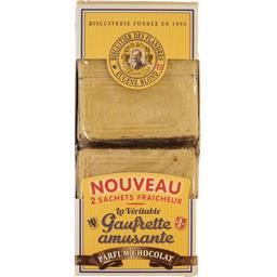 La Véritable Gaufrette Amusante parfum chocolat
