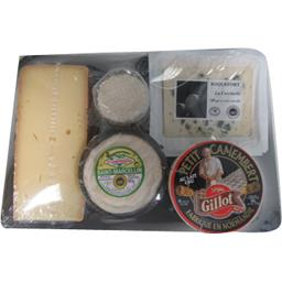 Plateau 5 fromages