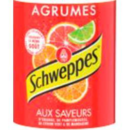 Soda Agrum' aux saveurs de 4 agrumes