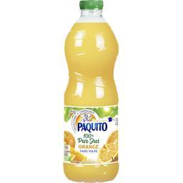 100% Pur Jus - Jus d'orange sans pulpe