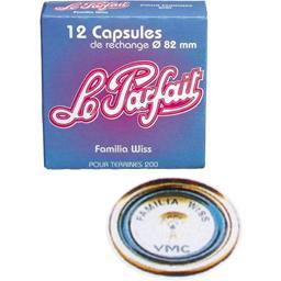 Capsules pour terrines Familia Wiss D82 mm