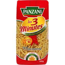 Les 3 Minutes - Macaroni