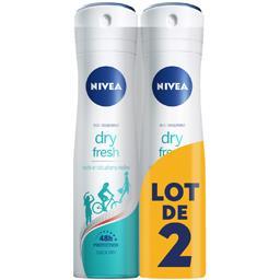 Nivea Déodorant anti-transpirant Dry Fresh 48 h