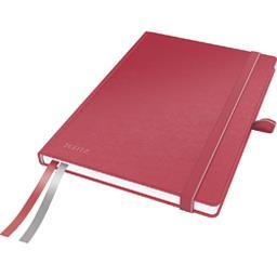 Cahier Complete A5 ligné rouge