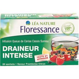 Infusion Draineur Intense saveur framboise citron