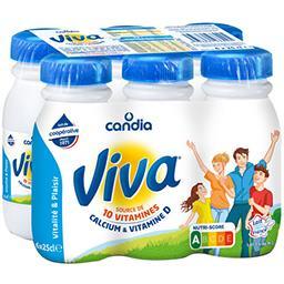 Viva - Lait 1/2 écrémé stérilisé UHT