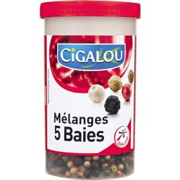 Mélange 5 baies