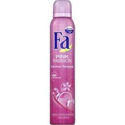 Déodorant Pink Passion fraîcheur sensuelle