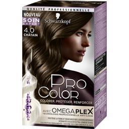 Pro Color - Coloration 4.0 châtain