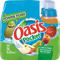 Pocket - Boisson pomme poire