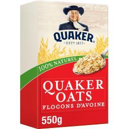 Quaker Flocons d'avoine