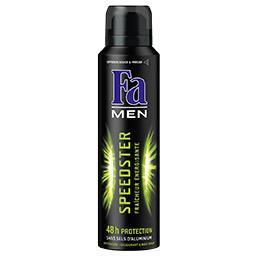 Men - Déodorant 48 h Speedster Fraîcheur Energisante