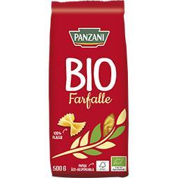 Panzani BIO - Pâtes Farfalle BIO le paquet de 500 g