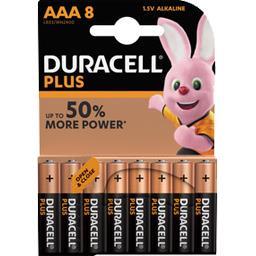 Piles alcalines Plus Power, AAA, LR03