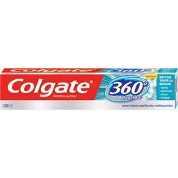 360° - Dentifrice au fluor blancheur