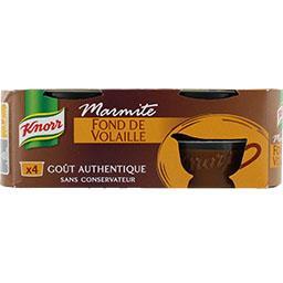 Fond de volaille goût authentique - Marmite