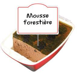 Mousse FORESTIERE